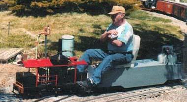 """7 1//4/"""" gauge Diesel Locomotive or Coach Wheels"""